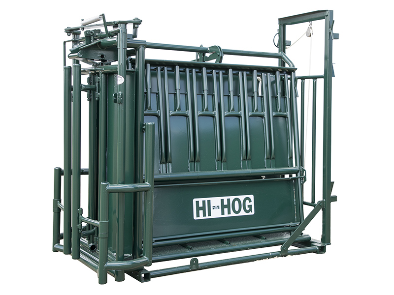 Hi Hog Calf Tipping Table