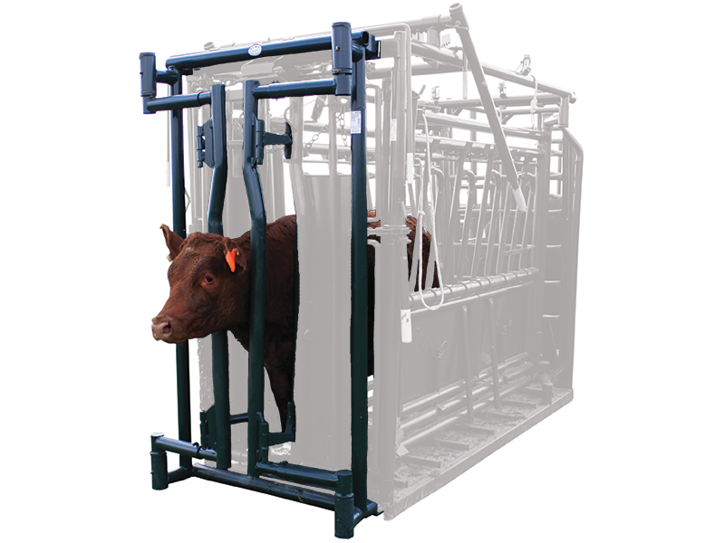 Hi Hog Neck Extender for PA Squeeze Chute