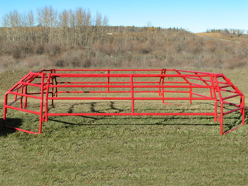 Hi Hog Wellhead Fence