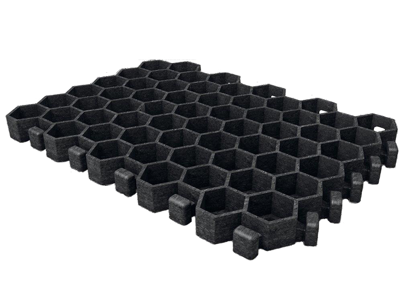 Permeable Ground Stabilizing Grid